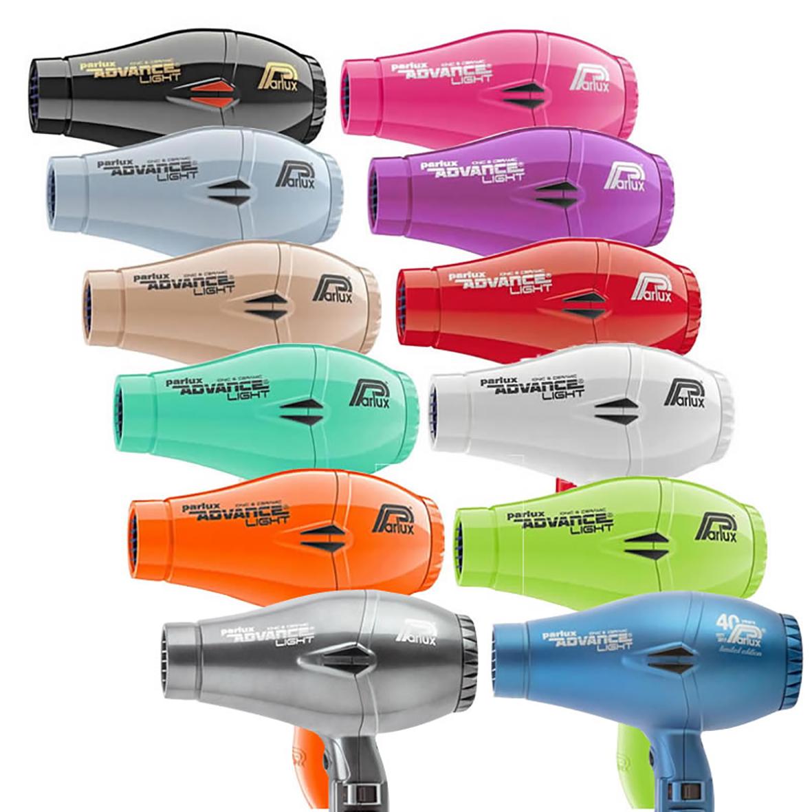 02 Asciugacapelli Parlux Advance Light Ionic&Ceramic