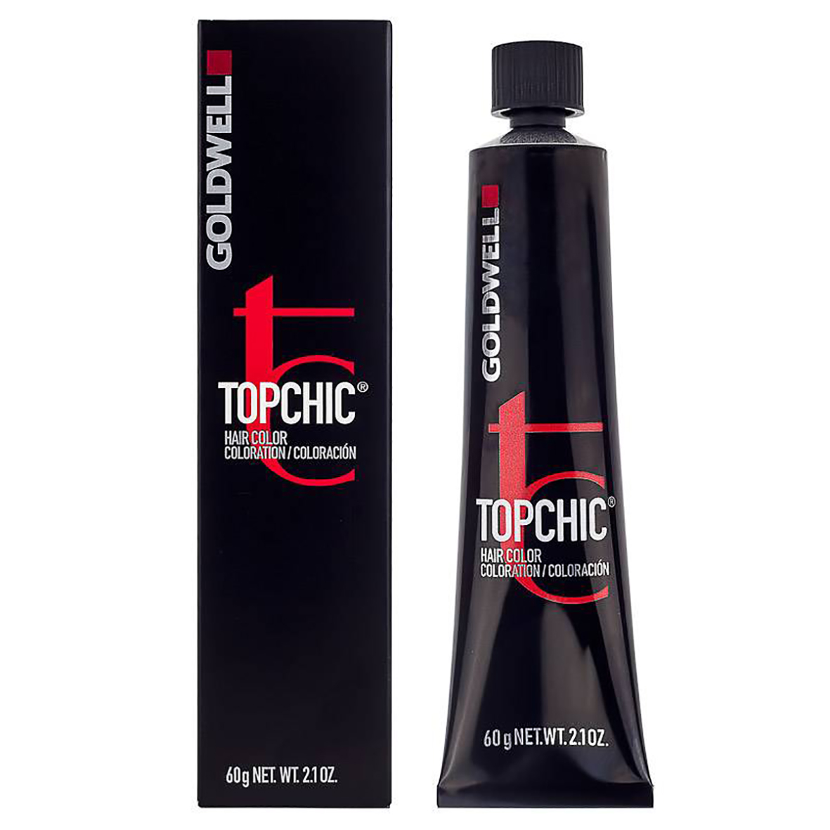 02 Crema colorante Goldwell Topchic HairColor Tube da 60 gr