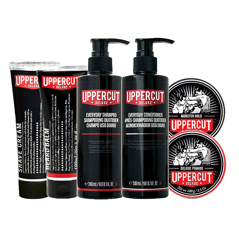 02 Kit essenziale Uppercut Deluxe