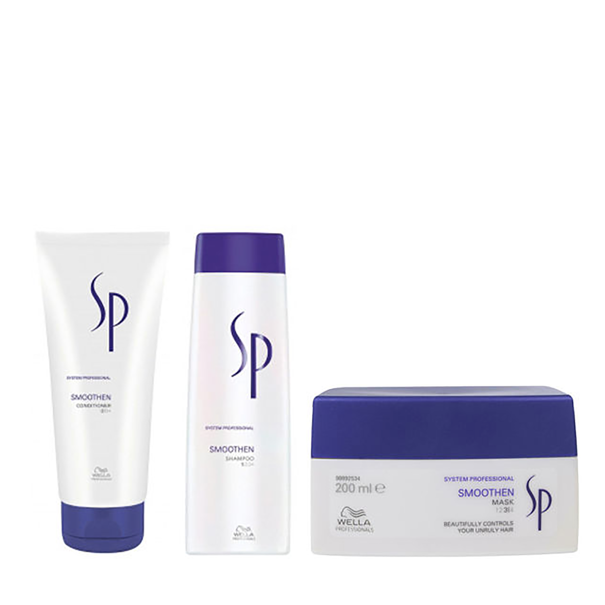 04 Linea SP-Wella Smoothen - Kit Completo