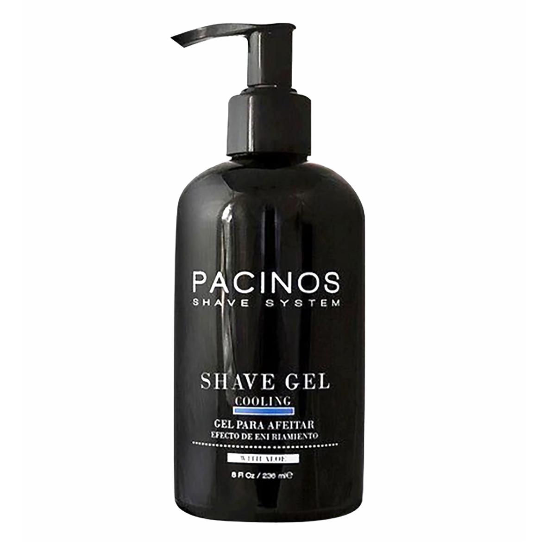 05 Gel da Barba Pacinos SL Shave System Gel da 240 ml