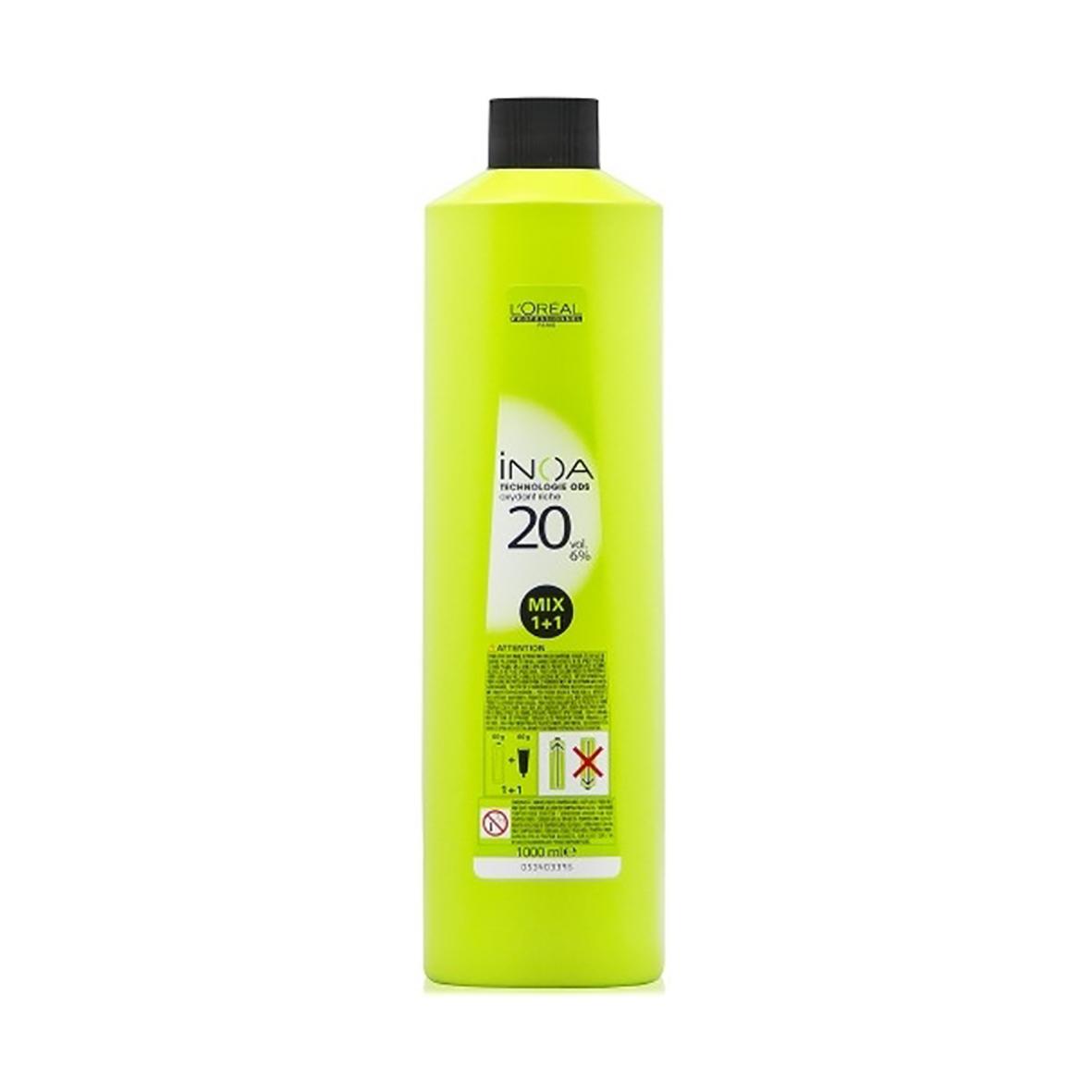 06 Ossidante Inoa Ossigeno 20 Vol da 1000 ml
