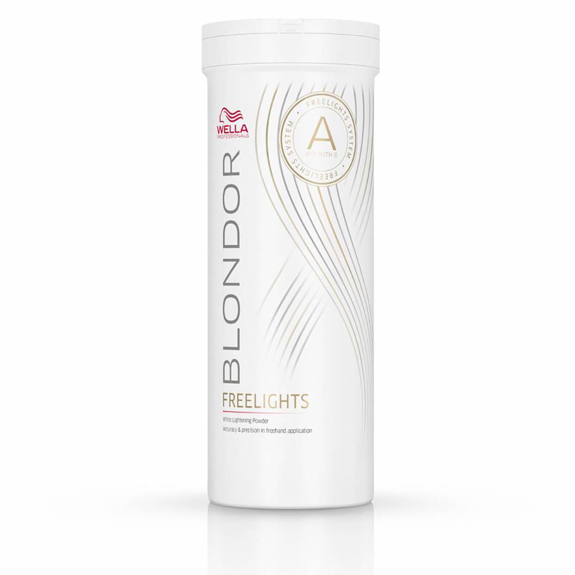 11 Wella Blondor Freelights da 400 gr